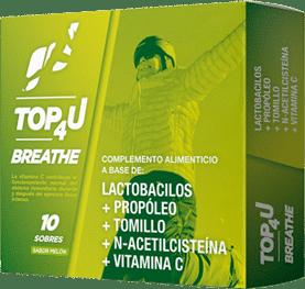 Suplementos alimenticios con probióticos para deportistas TOP4U