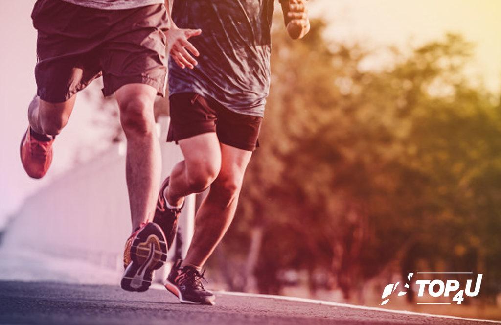 Regla 80/20 del running